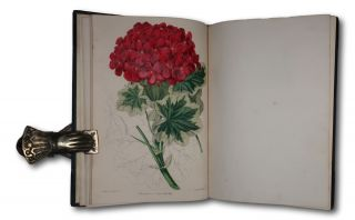 The Florists' Guide, And Gardeners' and Naturalists' Calendar.