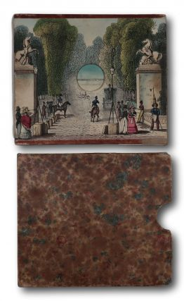 Promenade de Longchamp, Optique No.4