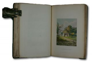 Hints On Ornamental Gardening: Consisting Of A Series Of Designs For Garden Buildings, Useful And Decorative Gates, Fences, Railings, &c. Accompanied By The Principles And Theory Of Rural Improvement, Interspersed With Occasional Remarks On Rural Architecture.