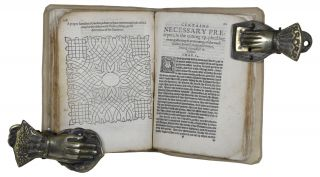 [The Profitable Arte of Gardening : to which is added much necessarie matter, and a number of secrets, with the Phisicke helps belonging to each hearbe, and that easily prepared. To this is annexed two proper Treatises, the one entituled, The mervailous government, propertie, and benefite of Bees, with the rare Secretes of the honnie and waxe. And the other, The yerely coniectures meete for Husbandman. To these is likewise added a Treatise of the Arte of Graffing and Planting of trees.]